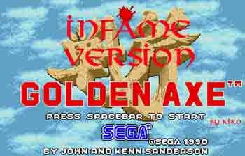 KIKO PRODUCTIONS, PRESENTS.... GOLDEN MUTANT